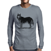 Husky, Dog Breed, Illustration Mens Long Sleeve T-Shirt