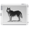 Husky, Dog Breed, Illustration Tablet