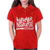 Hustler By Nature Naughty Hip-Hop Womens Polo