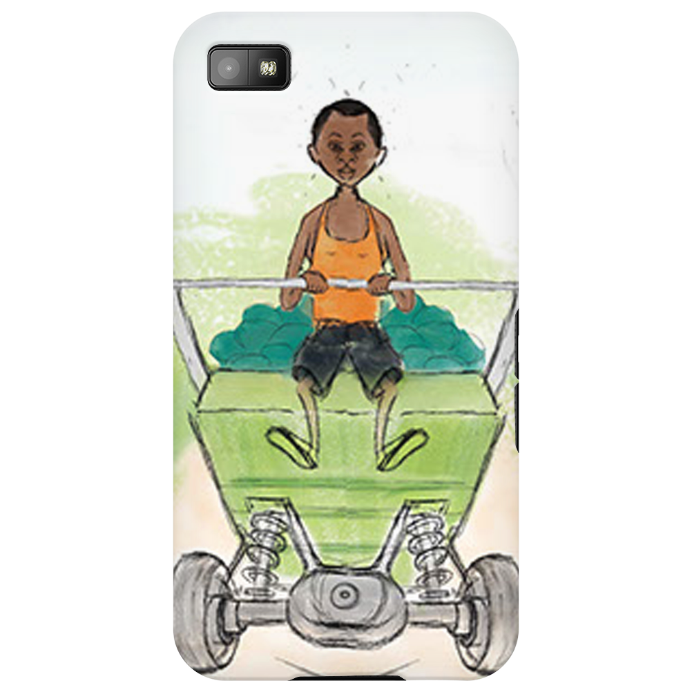 Hustler network Phone Case