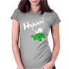 Huuuiii Womens Fitted T-Shirt