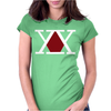 HxH Hunter X Hunter Licensed Hunter Anime Womens Fitted T-Shirt