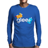 I Am A Gleek Darren Kurt Quinn Finn Mens Long Sleeve T-Shirt