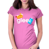I Am A Gleek Darren Kurt Quinn Finn Womens Fitted T-Shirt