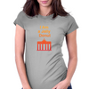 """I Am a Jelly Donut"" – Ich bin ein Berliner  Womens Fitted T-Shirt"