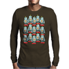 I am a robot army Mens Long Sleeve T-Shirt