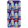 I am a robot army Phone Case