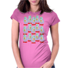 I am a robot army Womens Fitted T-Shirt