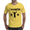 I AM CHAMPION Mens T-Shirt