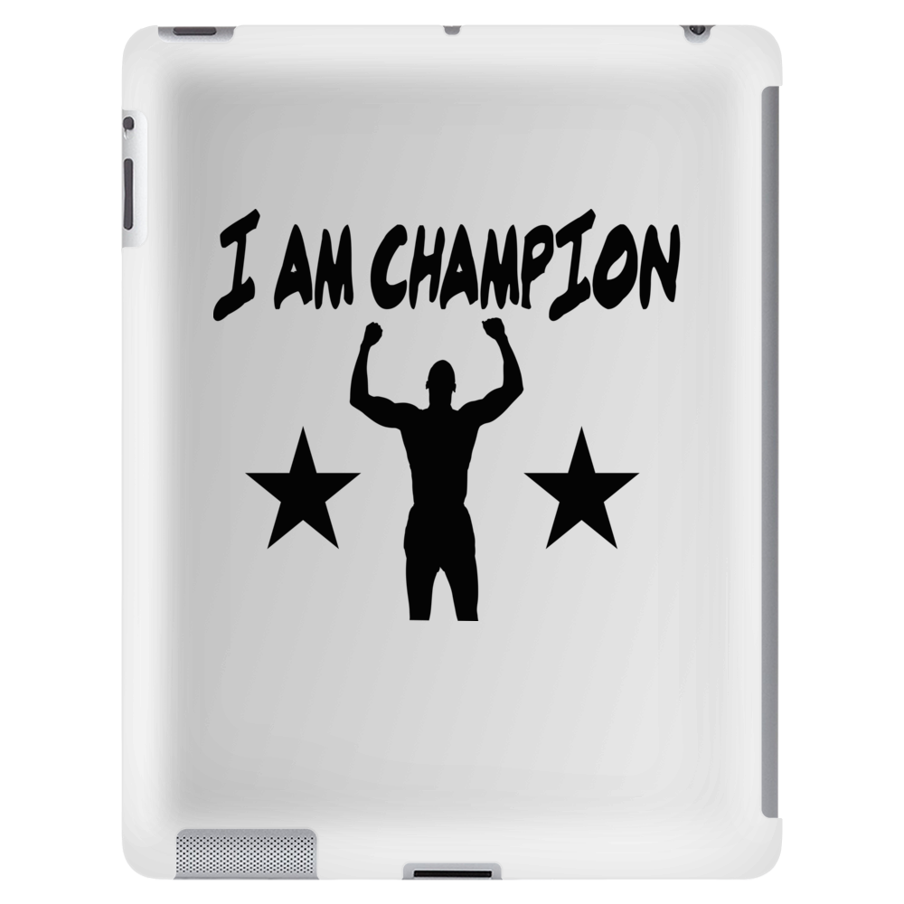 I AM CHAMPION Tablet