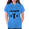 I AM CHAMPION Womens Polo
