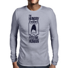 I am Hungry Mens Long Sleeve T-Shirt