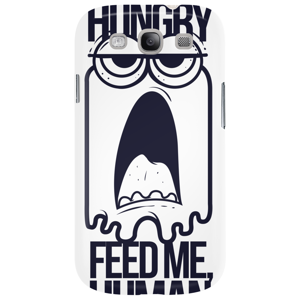 I am Hungry Phone Case