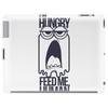 I am Hungry Tablet (horizontal)