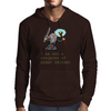 I am not a Conjuror of Cheap Tricks! Mens Hoodie