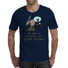 I am not a Conjuror of Cheap Tricks! Mens T-Shirt