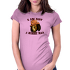 I Am Not A Merry Man Womens Fitted T-Shirt