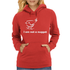 I Am Not A Nugget Womens Hoodie