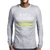 I Am Not A Weatherman But You Should Expect A Few Inches Funny Mens Long Sleeve T-Shirt