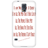 I Am Not Sure I Exist (Female) Phone Case