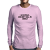 I Am Serious, and Don't Call Me Shirley Mens Long Sleeve T-Shirt