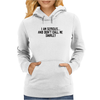 I Am Serious, and Don't Call Me Shirley Womens Hoodie