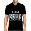 I Am Sherlocked Mens Polo