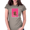 I AM SOOOO ADORABLE  Womens Fitted T-Shirt