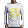 I AM THE HYPE Mens Long Sleeve T-Shirt