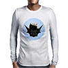 I am the Knight Mens Long Sleeve T-Shirt