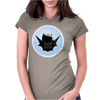 I am the Knight Womens Fitted T-Shirt