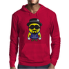 I am the minion who knocks Mens Hoodie
