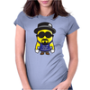 I am the minion who knocks Womens Fitted T-Shirt