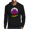 I Am The Night Mens Hoodie