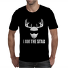 I Am The Stag Mens T-Shirt