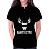 I Am The Stag Womens Polo