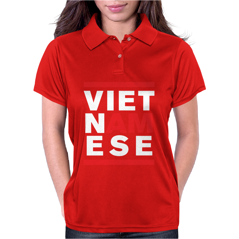 I AM VIETNAMESE Womens Polo