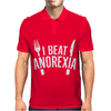 I Beat Anorexia Mens Polo