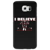 I believe in Men in Black Phone Case