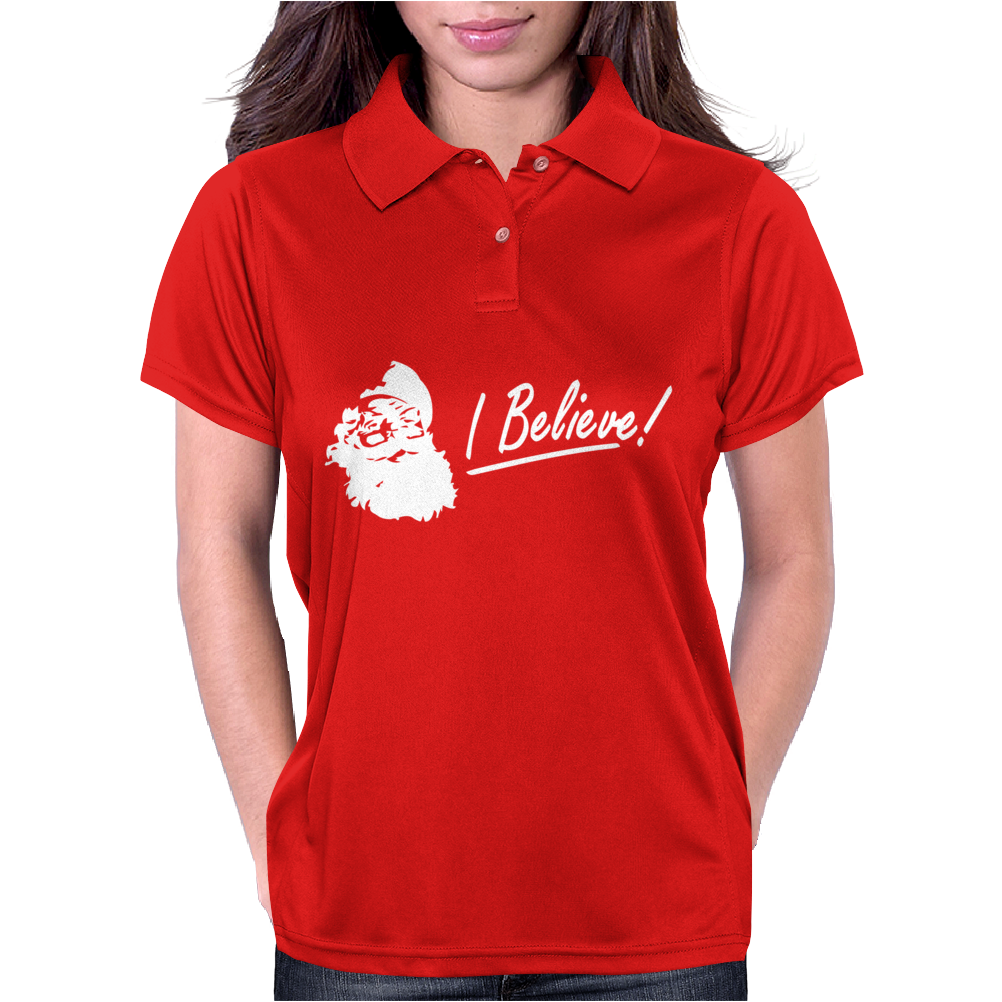 I Believe Womens Polo