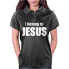 I Belong To Jesus Womens Polo