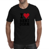 I 仫 BENIDORM Mens T-Shirt