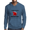 I CAME IN LIKE A WRECKING BALL Mens Hoodie
