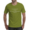 I can explain it to you but I can't understand it for you Mens T-Shirt