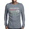 I Can Fix Anything Where Is The Duct Tape Mens Long Sleeve T-Shirt