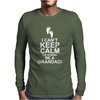 I Can't Keep Calm I'm Going To Be A Grandad Mens Long Sleeve T-Shirt