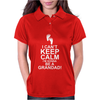 I Can't Keep Calm I'm Going To Be A Grandad Womens Polo