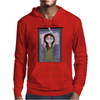 I can't sleep. by Rouble Rust Mens Hoodie