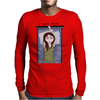 I can't sleep. by Rouble Rust Mens Long Sleeve T-Shirt