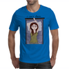 I can't sleep. by Rouble Rust Mens T-Shirt